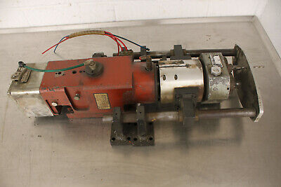 Scat H-3750-wasp Sigloch Schrieder Mbk-v603 Multi Head Automation Tool Drill