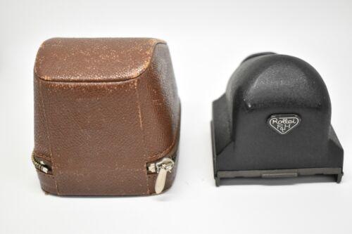 Rollei Rolleiflex Penta Prism 6x6 Finder head