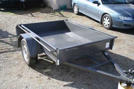 New Box Trailers from only $899- Fyshwick South Canberra Preview