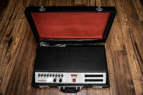 VERMONA ER 9 Vintage Analog Drum Machine DDR
