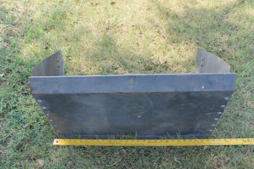 Walker Mower - No Catch Deflector for Bagging Machines to Rear Discharge