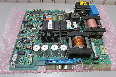 Abb Saft 110 Pow Control Board 57411414