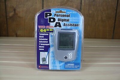 Columbia 64KB Touch Screen PDA Personal Digital Assistant Organizer Multi-Tool