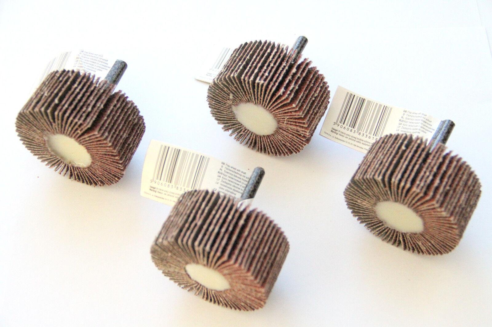 Fächerschleifer Schleifstift Schleifmop Vliesschleifer