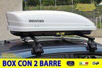 MERCEDES C 4P DA 1993 A 2000 25+B W202 BARRE PORTATUTTO +KIT ATTACCHI OPEN