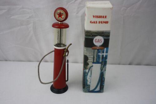 Miniature Visible Gas Pump TEXACO With Box