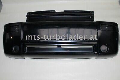Stoßstange vorne für Mopedauto Microcar MC1 u. 2 bis BJ2005 (UNLACKIERT)