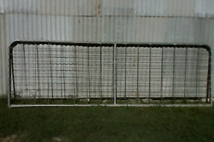 Used 12 foot farm gates Tatura Outer Shepparton Preview