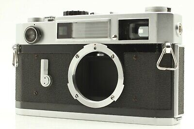 【 EXC+++++ 】 Canon 7SZ 7S Z Rangefinder Film Camera Body Only from JAPAN #1395