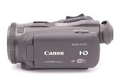 Canon VIXIA HF G30 Full HD Camcorder - Black (US Model)
