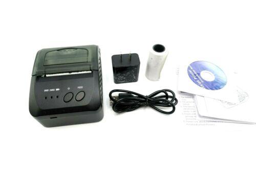 NETUM Wireless Bluetooth Receipt Thermal Printer, Portable Personal Bill Printer
