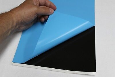 All-stick Indoor Outdoor Mounting 2-sided Tape Sheets Large 3 Pcs 9 X 11.5