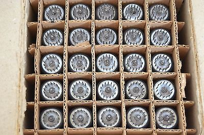IN-18 IN18 NIXIE TUBES 6 pcs. NEU NOS NEW TESTED FOR NIXIE CLOCK same date