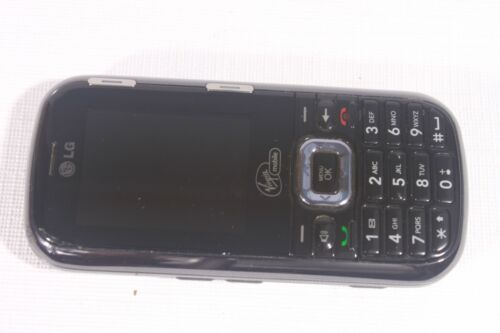 LG 265 cell phone.(ref E 505)