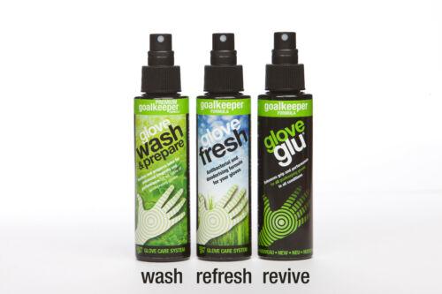 gloveglu glove care system / wash - refresh - revive