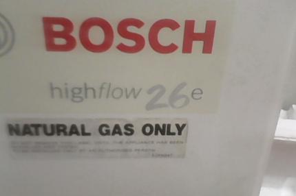 BOSCH HIGH FLOW 26e .