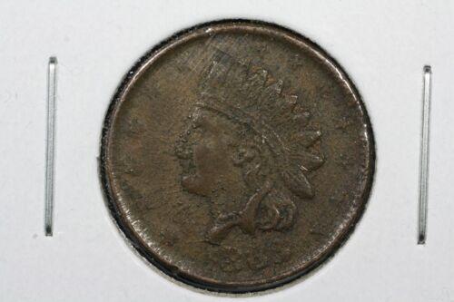 """1863 Civil War Token """"Not One Cent"""""""