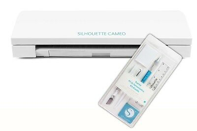 Silhouette Cameo 3 White + Silhouette Tool-Kit + Sofortversand + Fachhandel