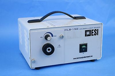 Cuda Surgical Halogen Light Source Hls-150 115-230v 180w 5060hz