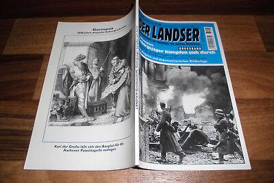 LANDSER GROßBAND 1195 -- GEBIRGSJÄGER KÄMPFEN SICH DURCH // Ungarn u. Österreich