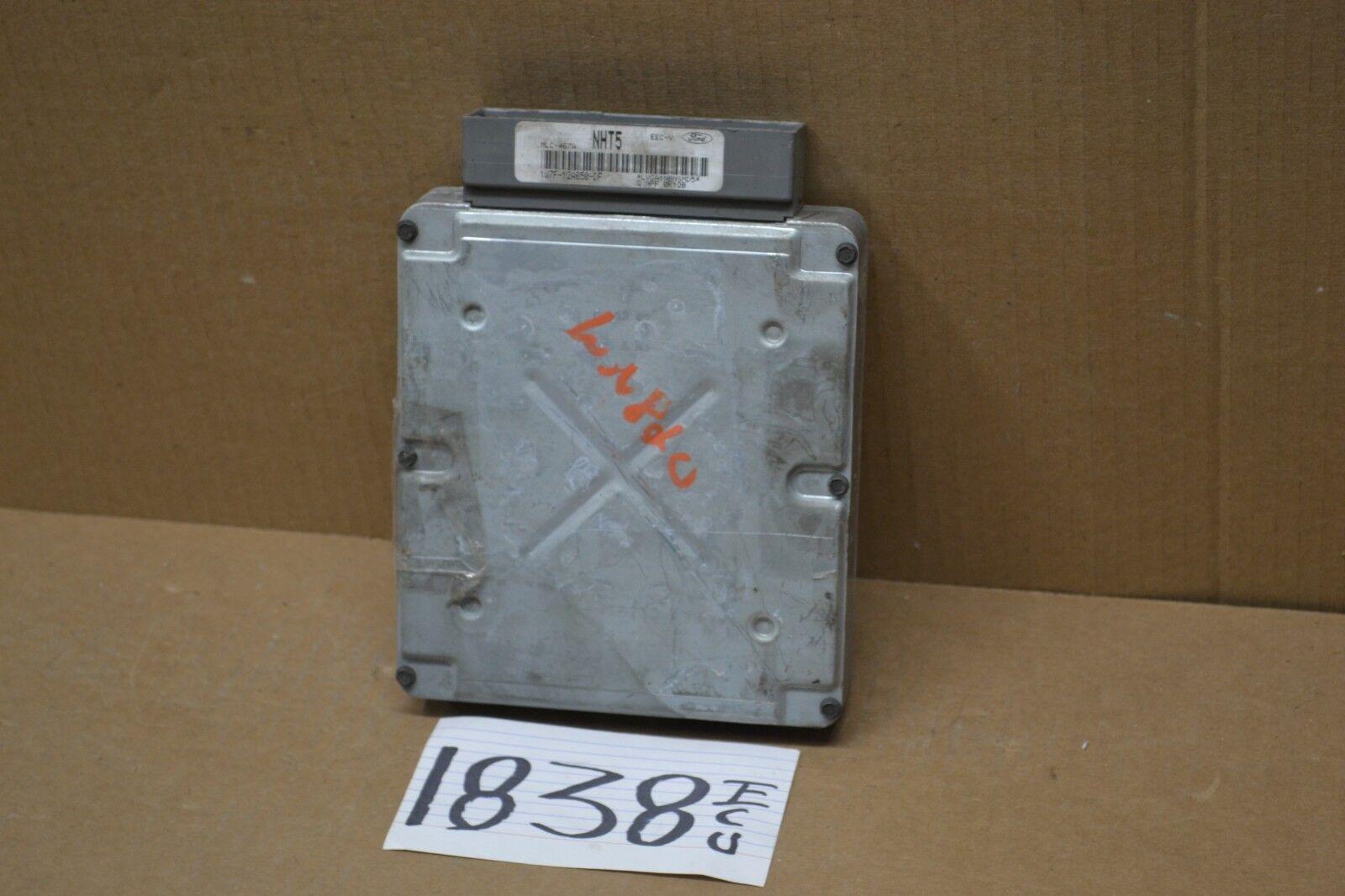 2000 Mercury Grand Marquis #1838 Engine Computer ECM ECU 1W7F-12A650-DF
