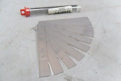 4 Inch Grill Scraper Replacement Blades Egt505a Tube Of 10