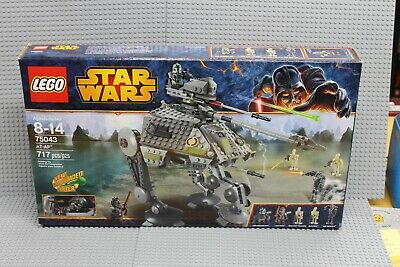 Lego Star Wars 75043 AT-AP! Brand New Sealed Set! Retired!