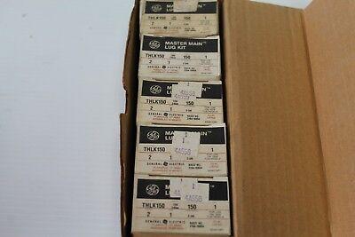 5 Ge General Electric Master Main Lug Kits - Thlk150 Nos 4a558