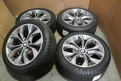 "2012-2017 19"" BMW X3 Series Wheels/Tires Factory OEM 6862890"