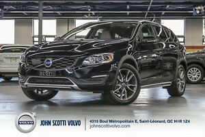 2017 Volvo V60 Cross Country T5 AWD CERTIFIÉ 1 JUIL 2023 OU 1600