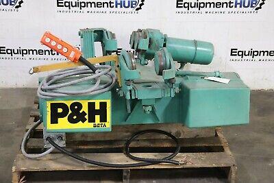 P H Harnischfeger Fb8c-r4 2 Ton Electric Overhead Rope Hoist Trolley Crane