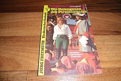 JÖRG FREYMUTH - ein DEUTSCHER SEEHELD # 1 / 1976 -- GEFANGENEN des PIRATENKÖNIGS