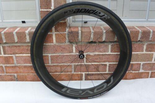 Front Roval CLX 60 Wheel 700c Clincher Rim Brake