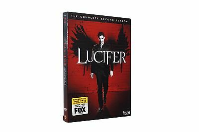 Lucifer: The Complete Second Season 2 (DVD, 2017, 3-Disc Set) US seller