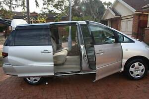 Hire People Mover 7/8-Seater in Revesby