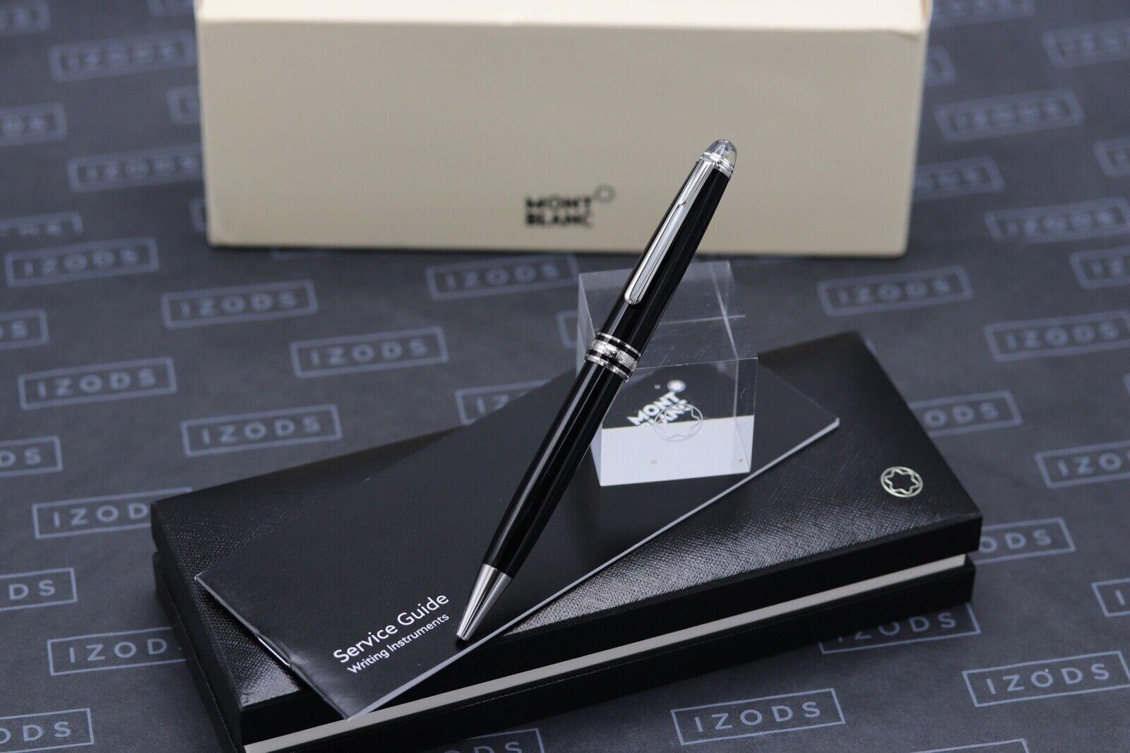 Montblanc Meisterstück Diamond 164 Classique Platinum Line Ballpoint Pen