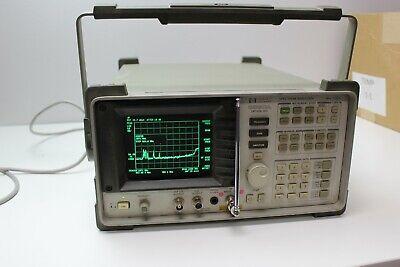 Hp 8590a 1mhz - 1.5 Ghz Portable Rf Spectrum Analyzer