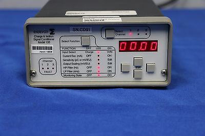Endevco 133 3ch Pe Isotron Signal Conditioner