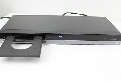 Toshiba Blu-Ray Disc Player BDX4200 3D HDMI Wi-Fi Ready Black