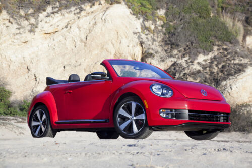Top 5 Greenest Convertible Cars