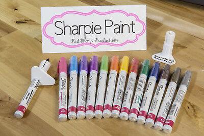 Sharpie Paint   Ultimate Cricut Pen Adapter