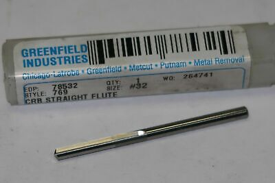 """Morse 15//32/"""" Solid Carbide Drill Stubby Bit Tin Coated USA Made 51157"""