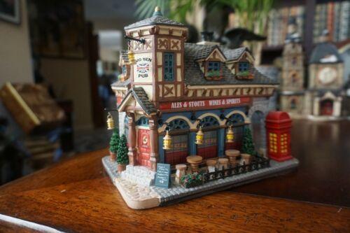 Lemax Big Ben Pub 2012