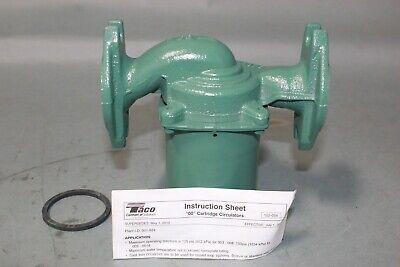 Taco 007-f5 Cast Iron Cartridge Circulator Pump