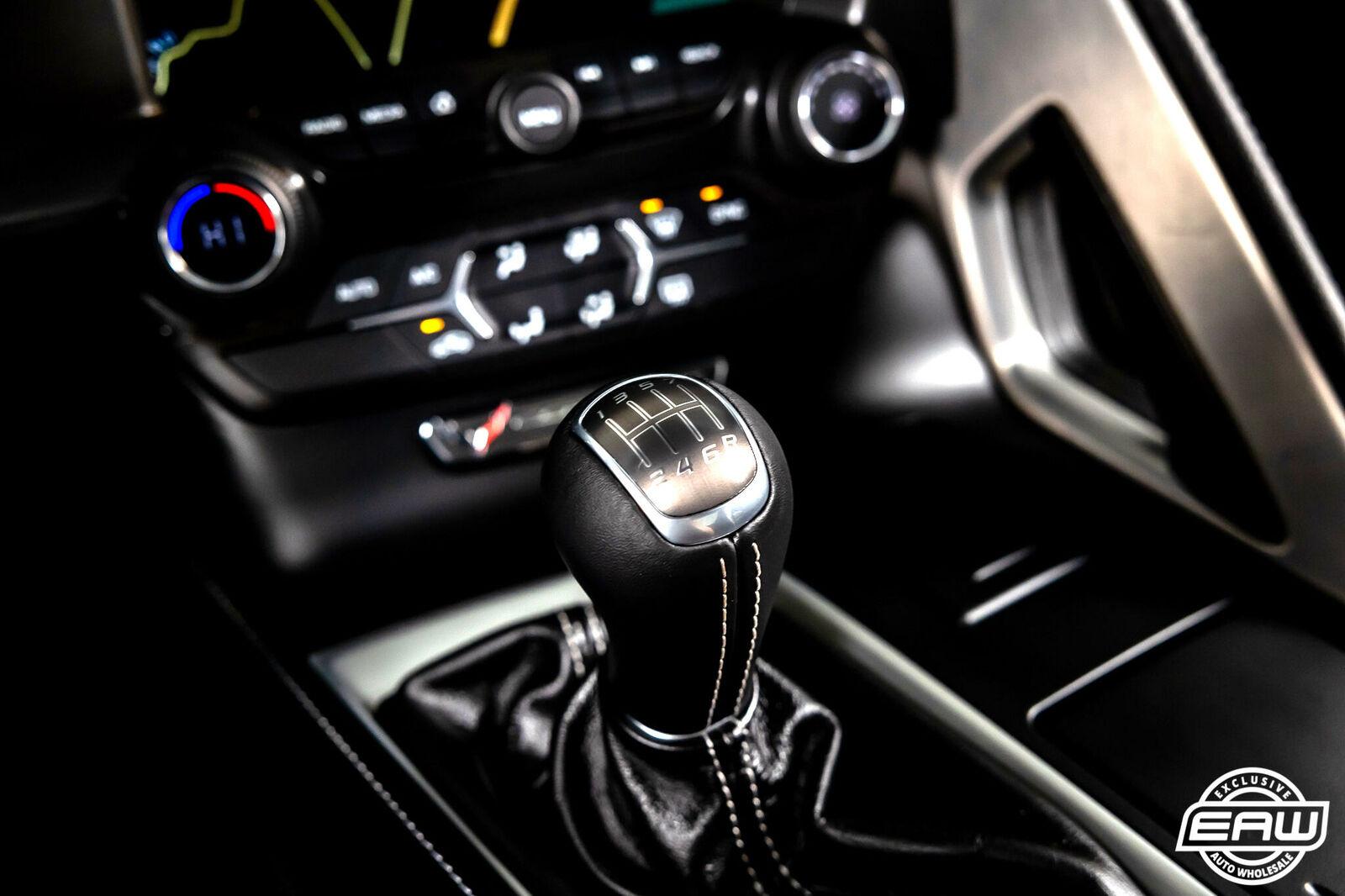2014 Black Chevrolet Corvette Coupe 1LT | C7 Corvette Photo 10