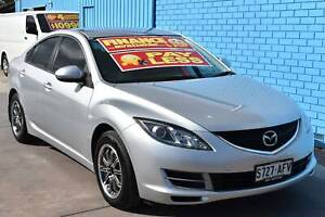 2009 Mazda 6 GH Series 1 Limited Sedan 4dr Spts Auto 5sp 2.5i Enfield Port Adelaide Area Preview