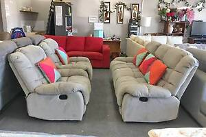 TODAY DELIVERY EXTREMELY COMFORTABLE ALL RECLINERS 3X sofas set Belmont Belmont Area Preview