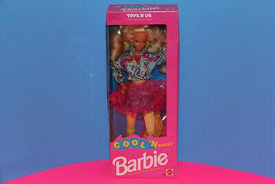 "COOL'N SASSY BARBIE - Toys ""R"" Us Limited Edition - 1992 Mattel - #1490"