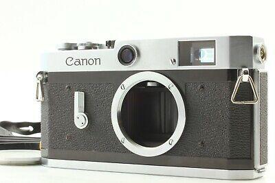 FEDEX 【EXC+++++】CANON P RANGEFINDER MF FILM CAMERA Leica L39 Mount Japan