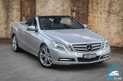 2011 Mercedes-benz E250 Cdi Avantgarde 5 Sp Automatic 2d Cabri... Port Macquarie Port Macquarie City Preview
